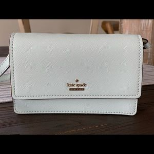 Kate Spade small flap shoulder/crossbody bag